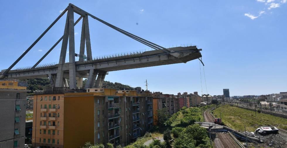 Las infraestructuras italianas se preparan para un cambio