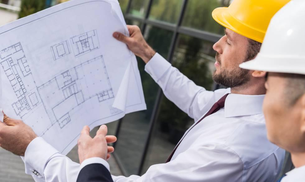 Más autónomos, más empresas y más licitaciones en la construcción