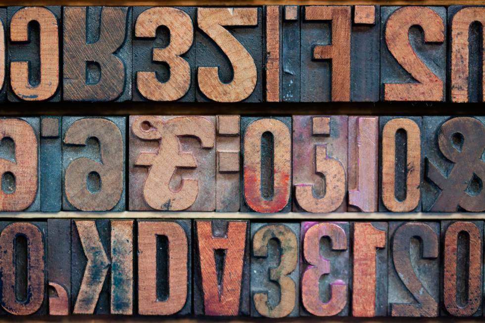 Cómo saber en qué fuente está escrito un texto en Internet