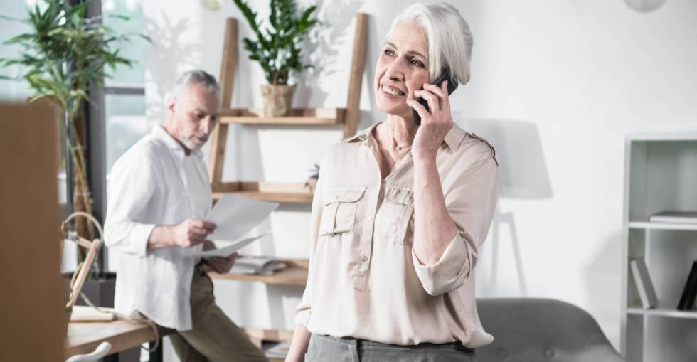 Un jubilado puede cobrar el 100% de su pensión y regentar un negocio