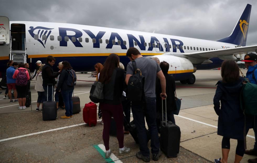 93e37c3ee ¿Con qué equipaje de mano puedo volar en una 'low cost' sin que me cobren?  | Mi dinero | Cinco Días