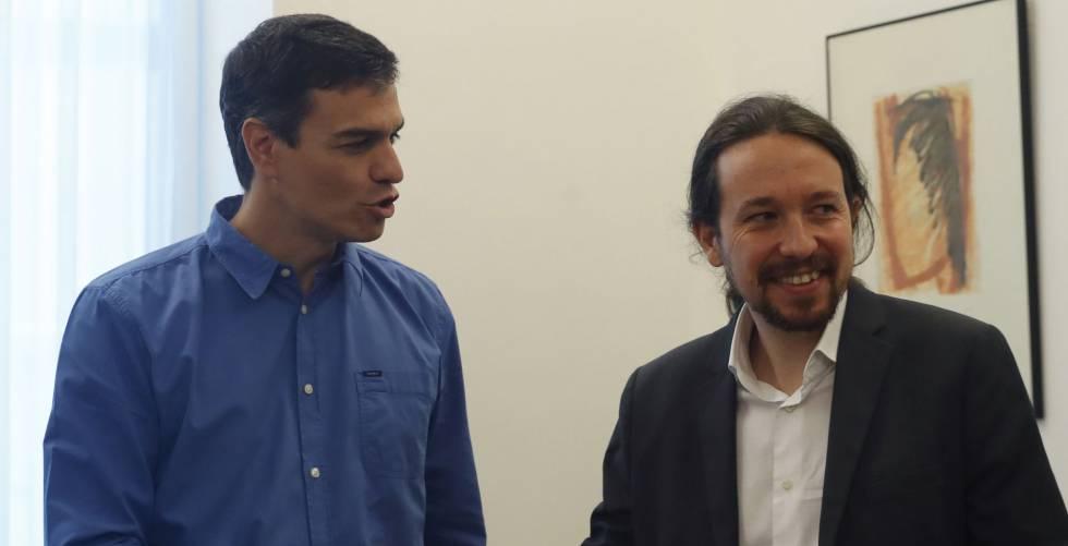 Iglesias confirma el pacto para subir el IRPF a los sueldos de más de 10.000 euros al mes