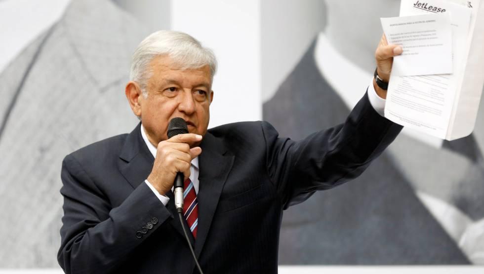 López Obrador redobla la presión contra la mayor obra de FCC y Acciona en América