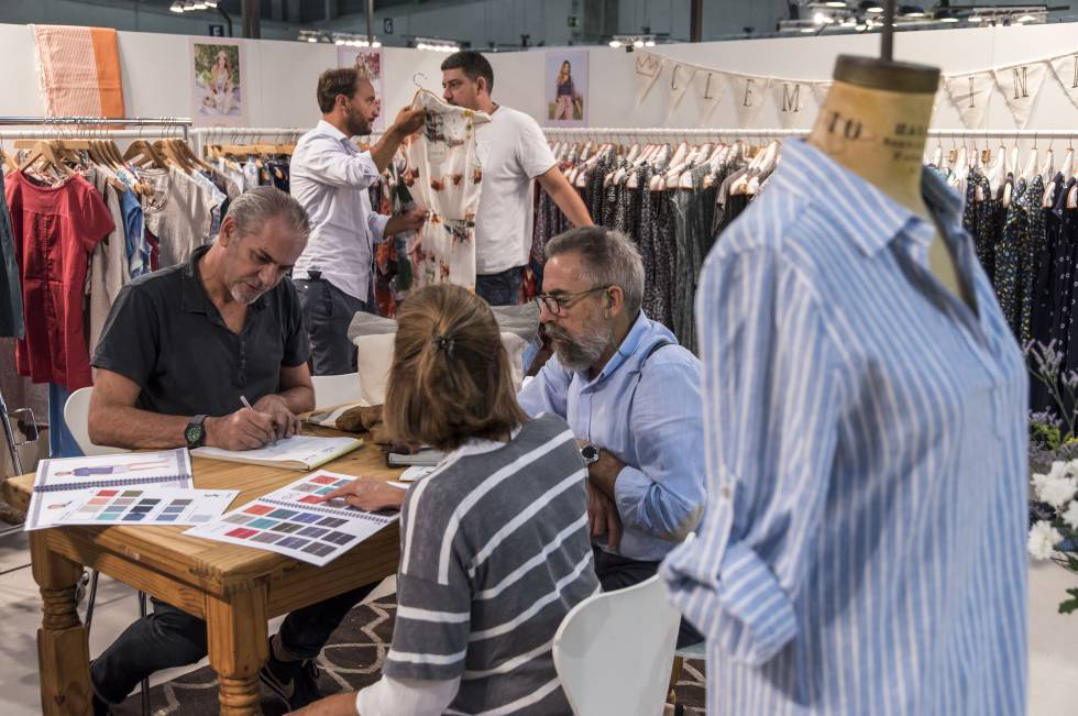 b07139702fae3 Imagen de la edición de Momad Metrópolis celebrada en septiembre del año  pasado.