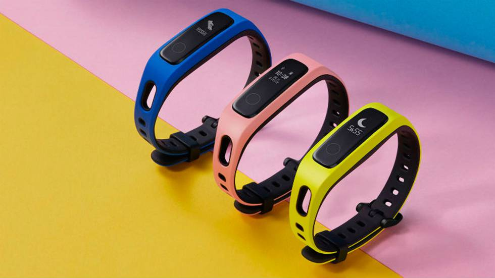 Nueva pulsera Honor Band 4, alternativa a la Xiaomi Mi Band 3