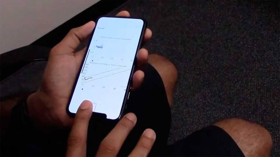 Pronto Podremos Medir La Presión Sanguínea Con El Iphone Gracias A Una App Lifestyle Cinco Días