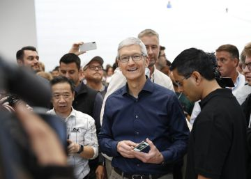 iPhone, la columna vertebral de Apple