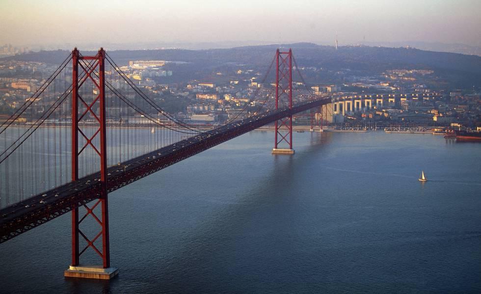 Sacyr Rehabilitará Un Emblema De Lisboa El Puente 25 De Abril Compañías Cinco Días