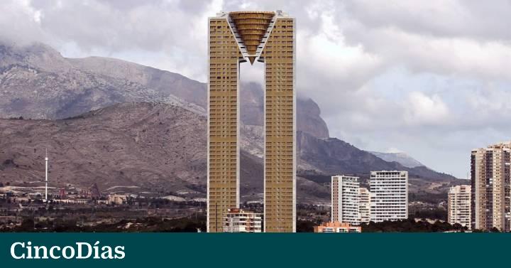 La inmobiliaria de ngel cano ex ceo de bbva for Inmobiliaria de bbva