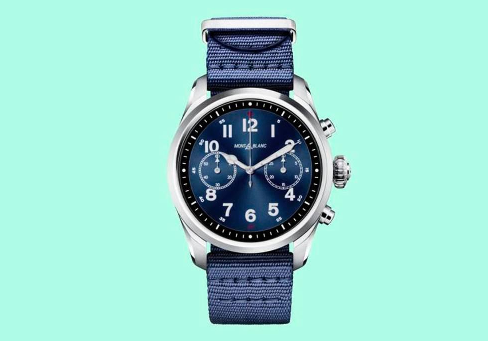 75678919fdfc El nuevo Montblanc Summit 2 es un smartwatch dentro de la piel de un  auténtico reloj de lujo