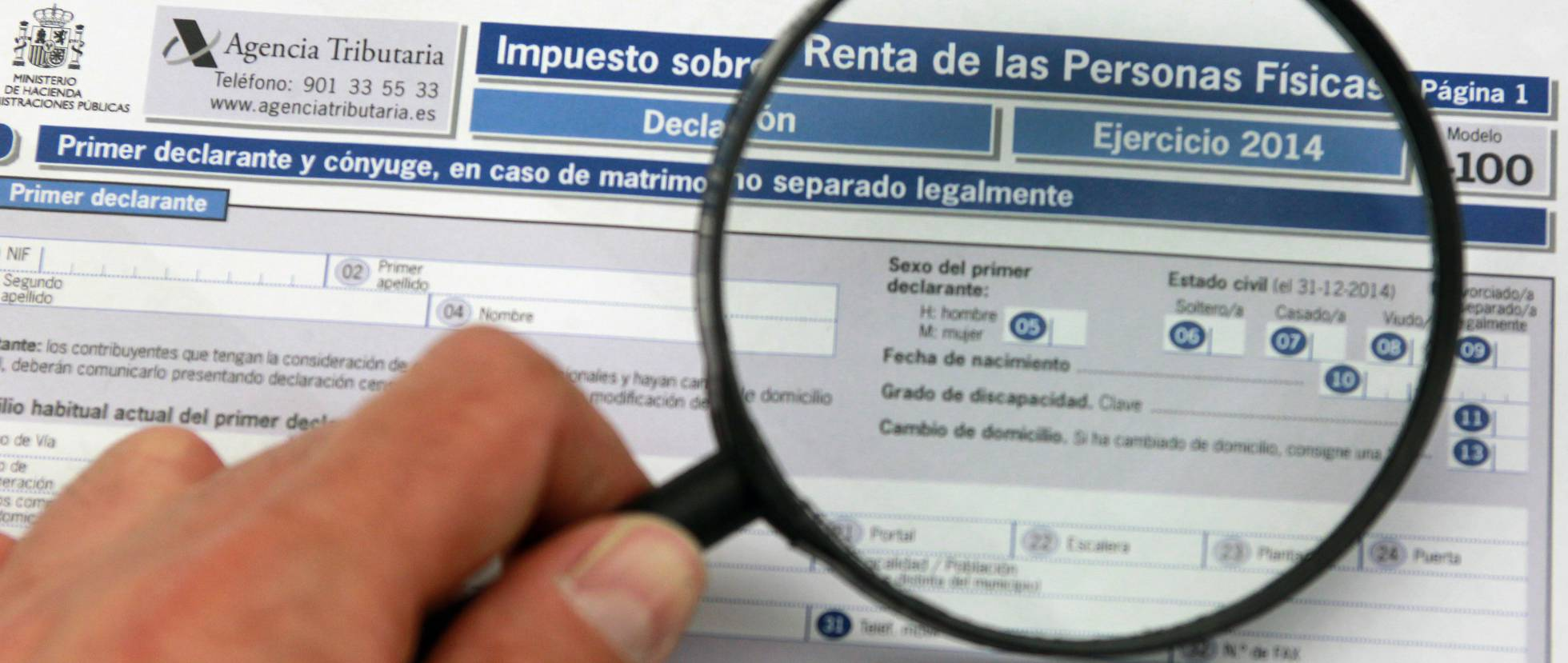 Hacienda baraja crear un formulario para facilitar la devolución del IRPF de la prestación de maternidad