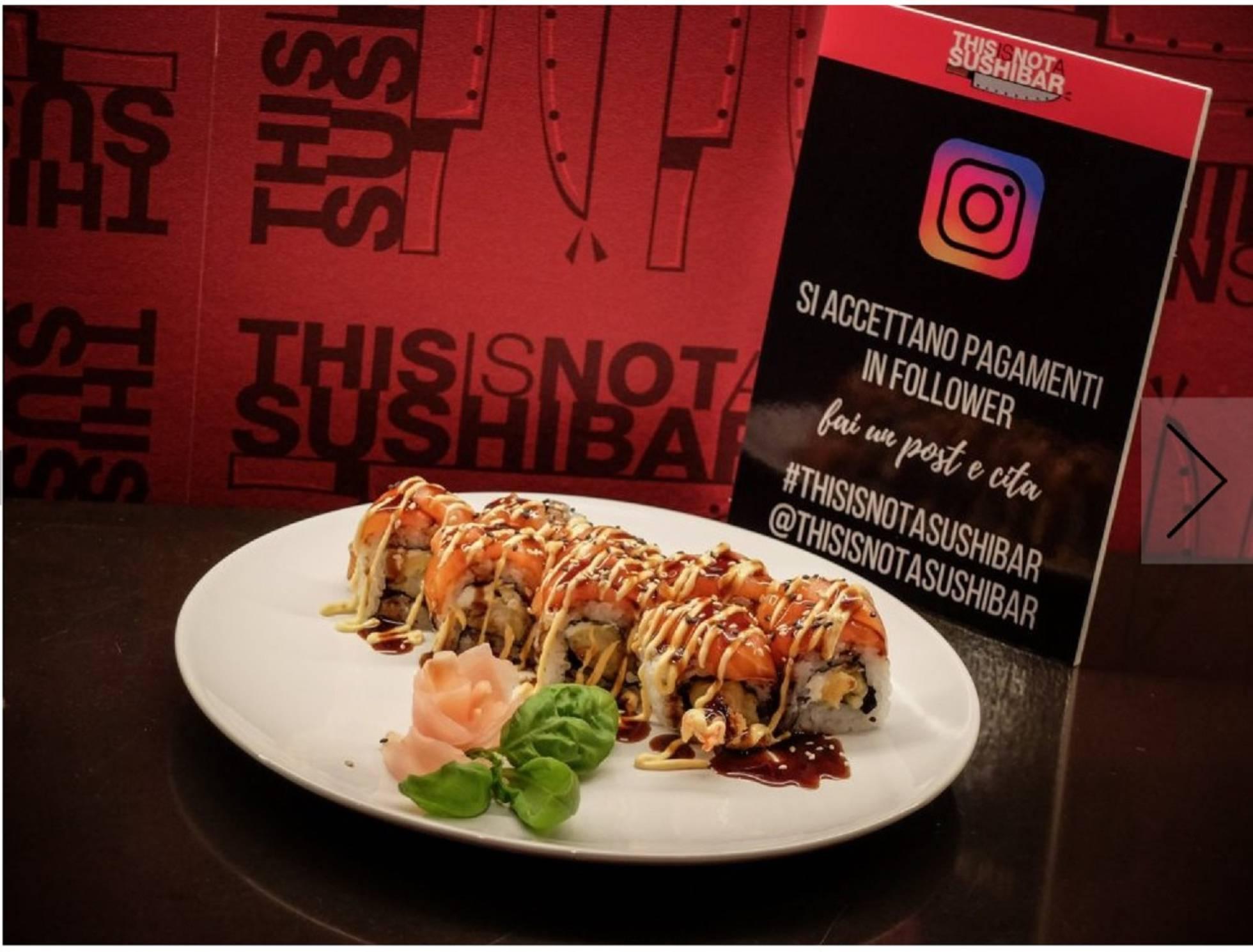  Restaurante italiano acepta como pago seguidores de Instagram