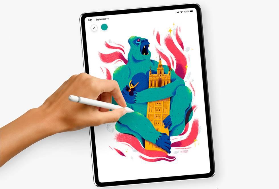 Adobe anuncia la versión de Photoshop CC para el iPad