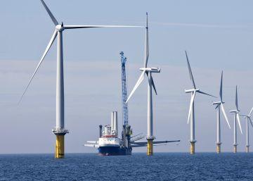 EDPR y Repsol lanzan en Portugal el mayor parque eólico marino flotante