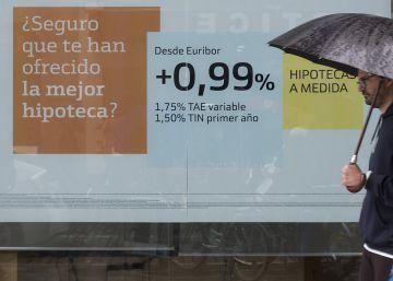 Santander, BBVA y Bankia retiran la información sobre hipotecas online