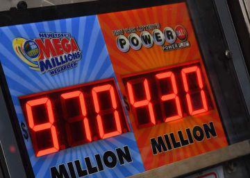 El bote de la lotería en Estados Unidos alcanza los 1.000 millones de dólares