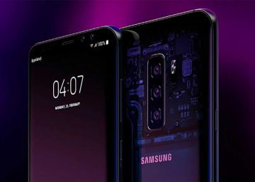 Galaxy S10 y Note 10: Samsung