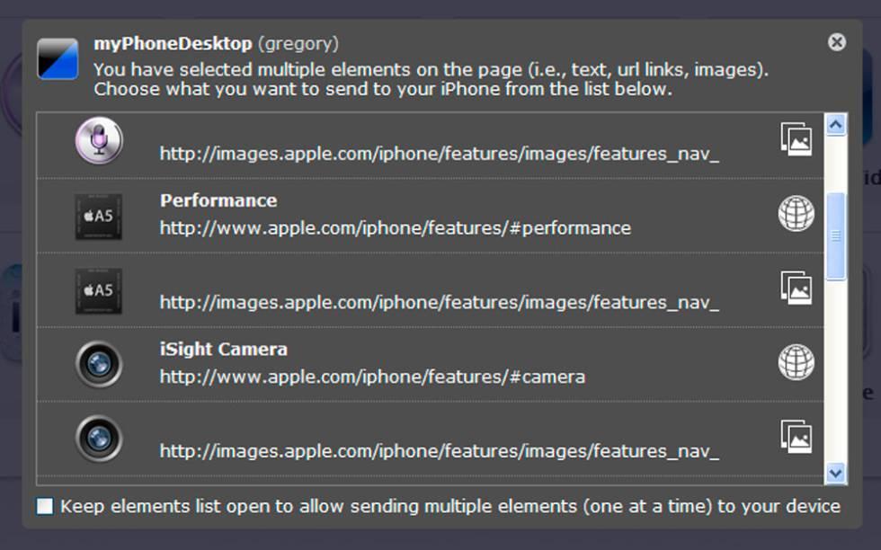 Documentos iPhone