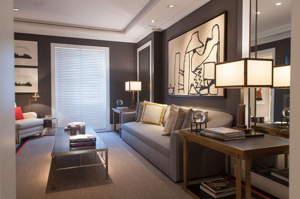 Fotos: Así son por dentro los pisos de lujo de Canalejas | Cinco ...