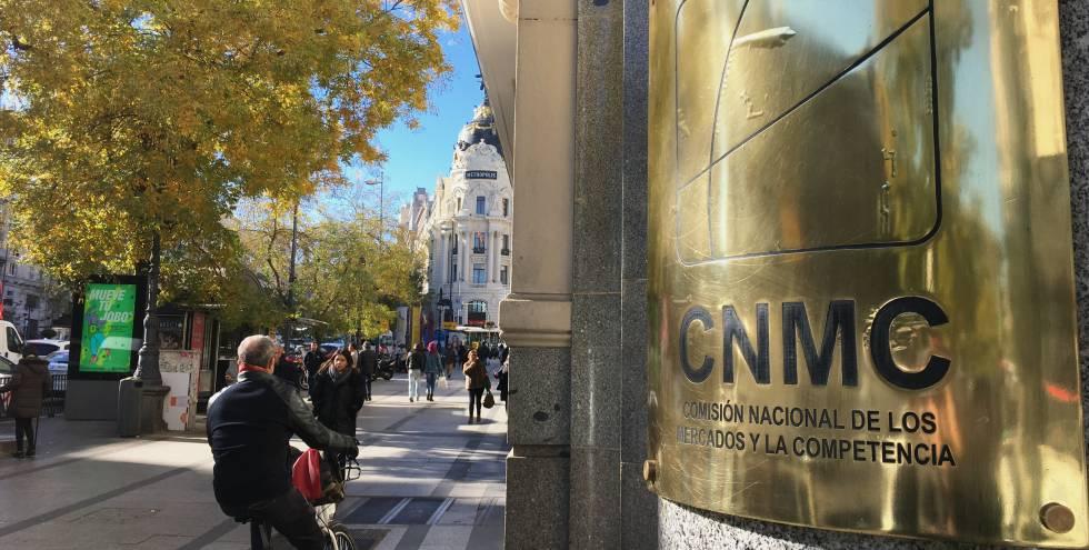 Resultado de imagen de CNMC sede