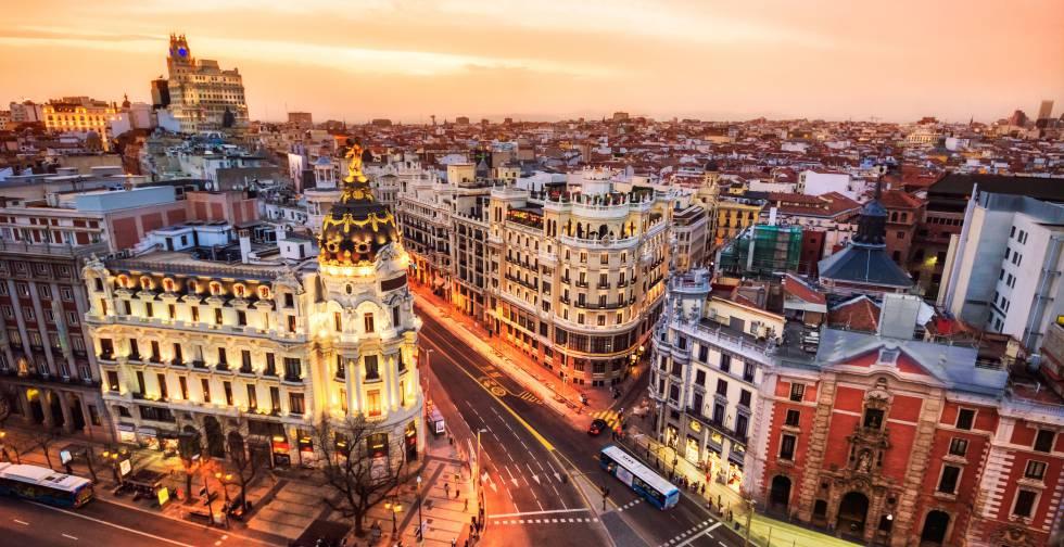 Madrid, la necesidad de un relato de ciudad | Mi dinero | Cinco Días