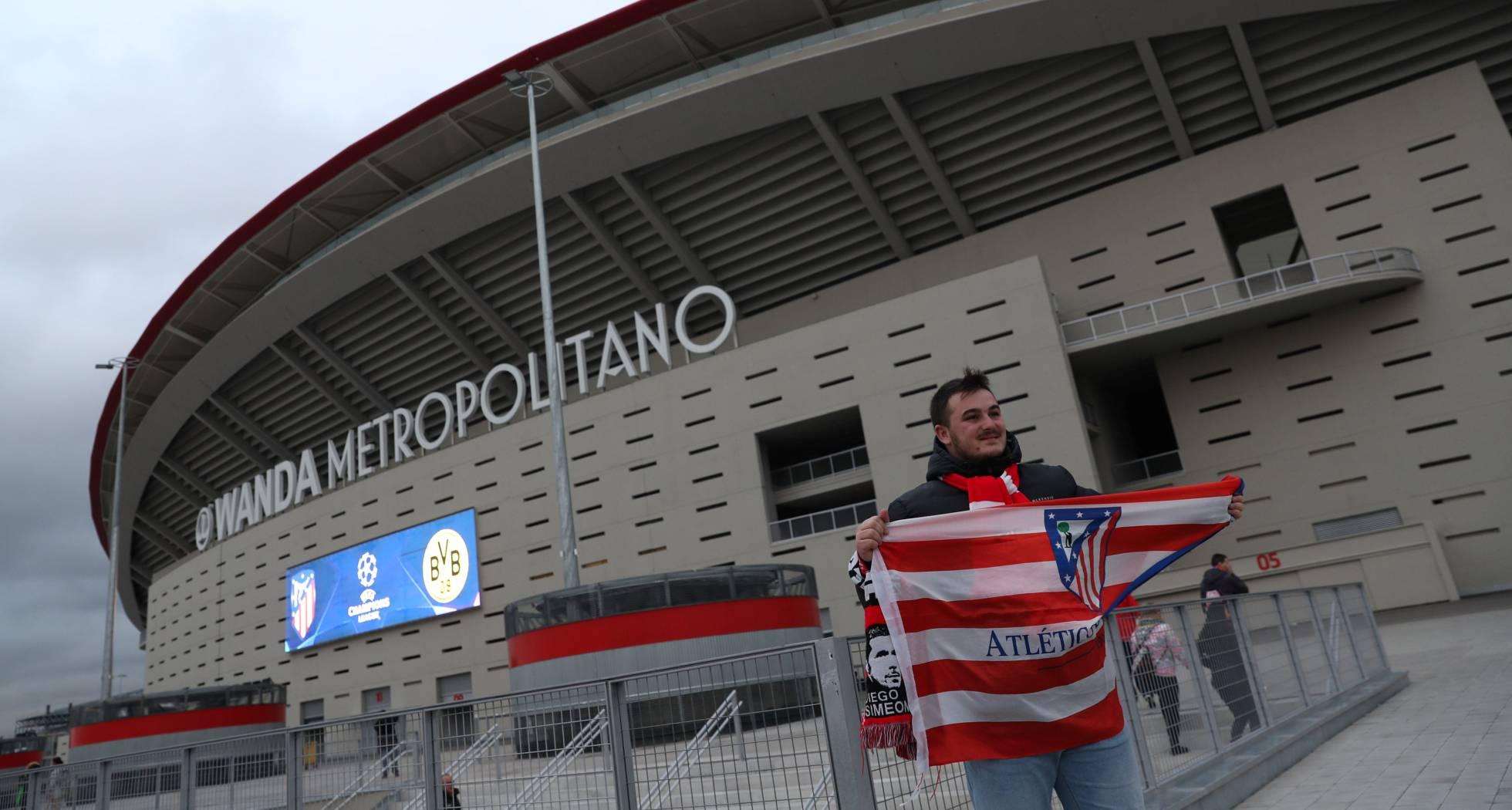 El Atlético de Madrid hipoteca el Wanda en un préstamo de Carlos Slim