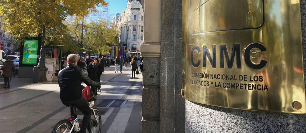 Sede de la CNMC.