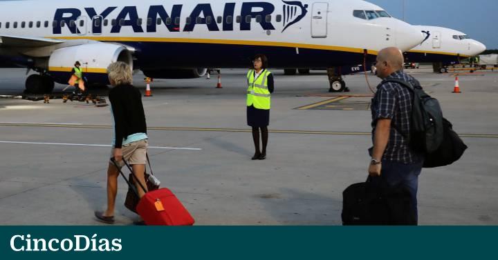 e05719180 Etleboro.org - Fomento llevará ante la CE el plan de Ryanair de ...