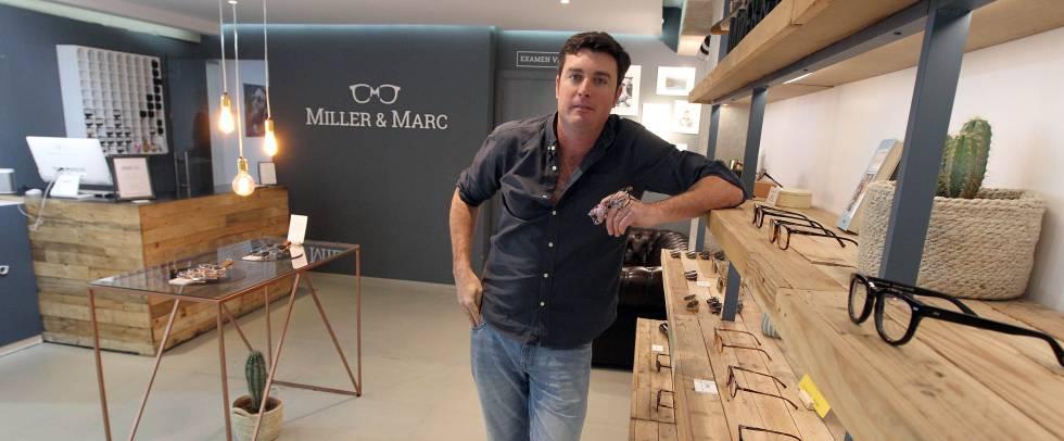 """Sergio Navarro: """"Nuestro objetivo es hacer accesibles las gafas de calidad"""""""