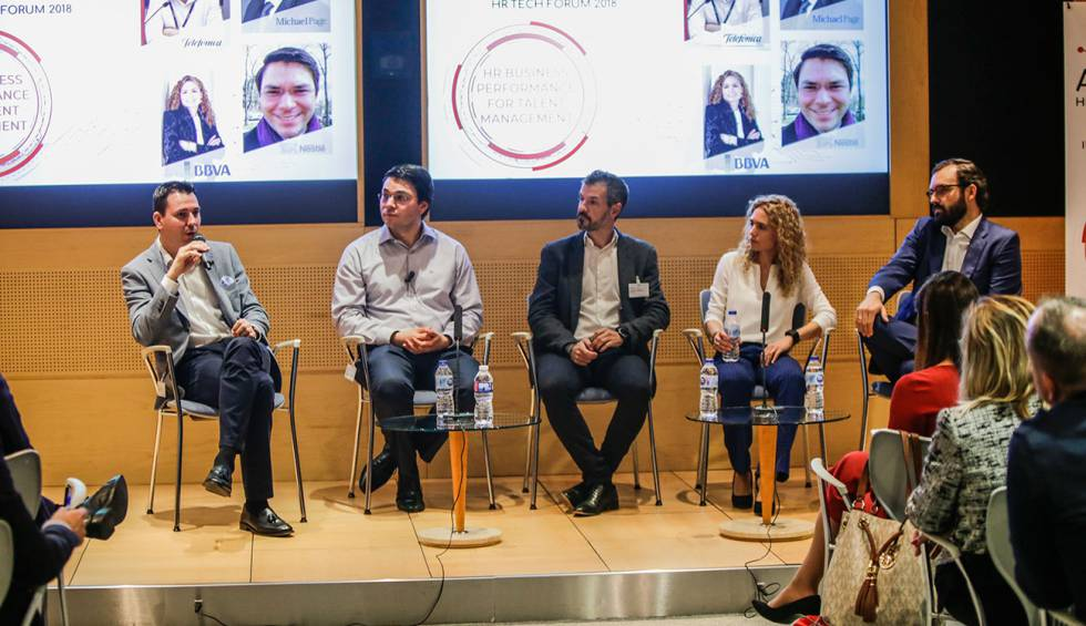 La gestión de datos en RRHH protagoniza el Leading People Analytics HR Tech Forum