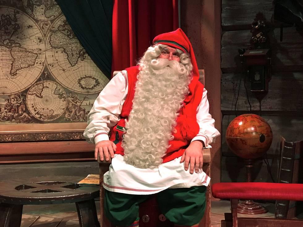 d16a27984cb36 Navidad 2018  sigue el recorrido de Papá Noel desde tu móvil ...