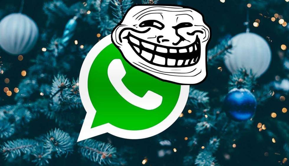 WhatsApp: cómo enviar stickers con los mejores memes por Navidad
