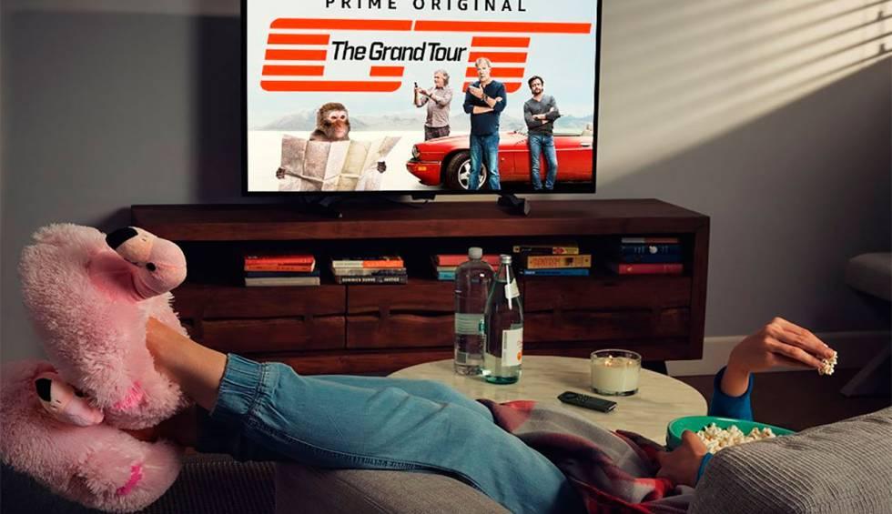 Cómo Enviar Contenidos Desde Tu Móvil A Un Amazon Fire Stick Tv Smart Tv Cinco Días