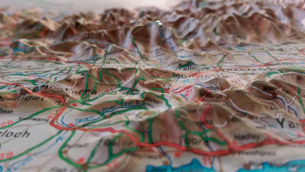 Como Navegar Con El Movil A Traves De Mapas Topograficos De Espana