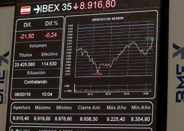 El Ibex Fracasa En Su Asalto A Los 9 000 Por Temores De Desaceleración