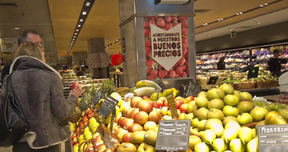 7397c317185 mejores supermercados ocu Supermercado de El Corte Inglés.