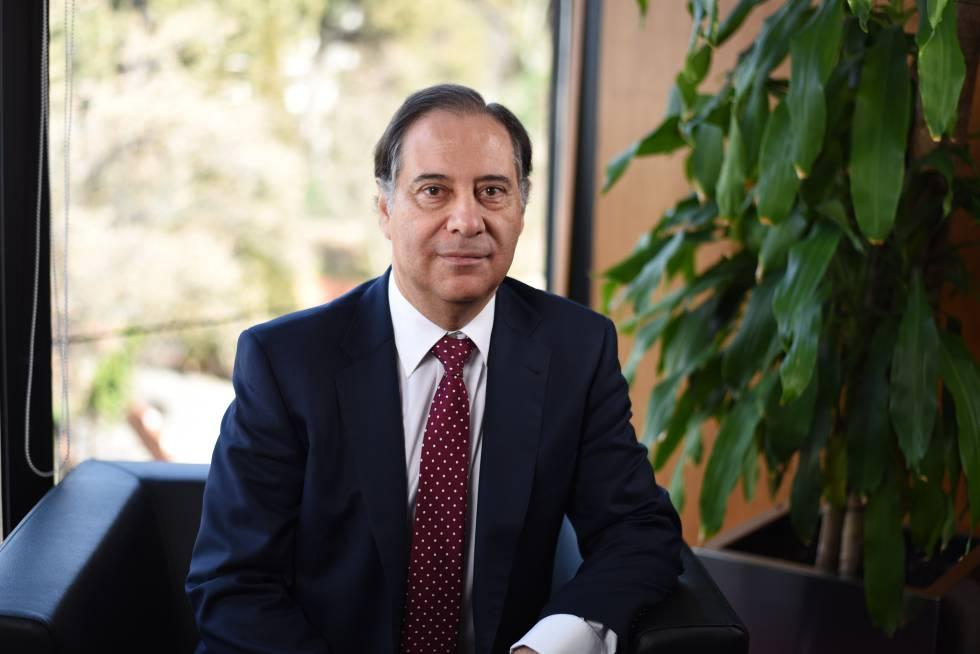 Antonio Fernández Vera, presidente de Renta 4 Gestora.