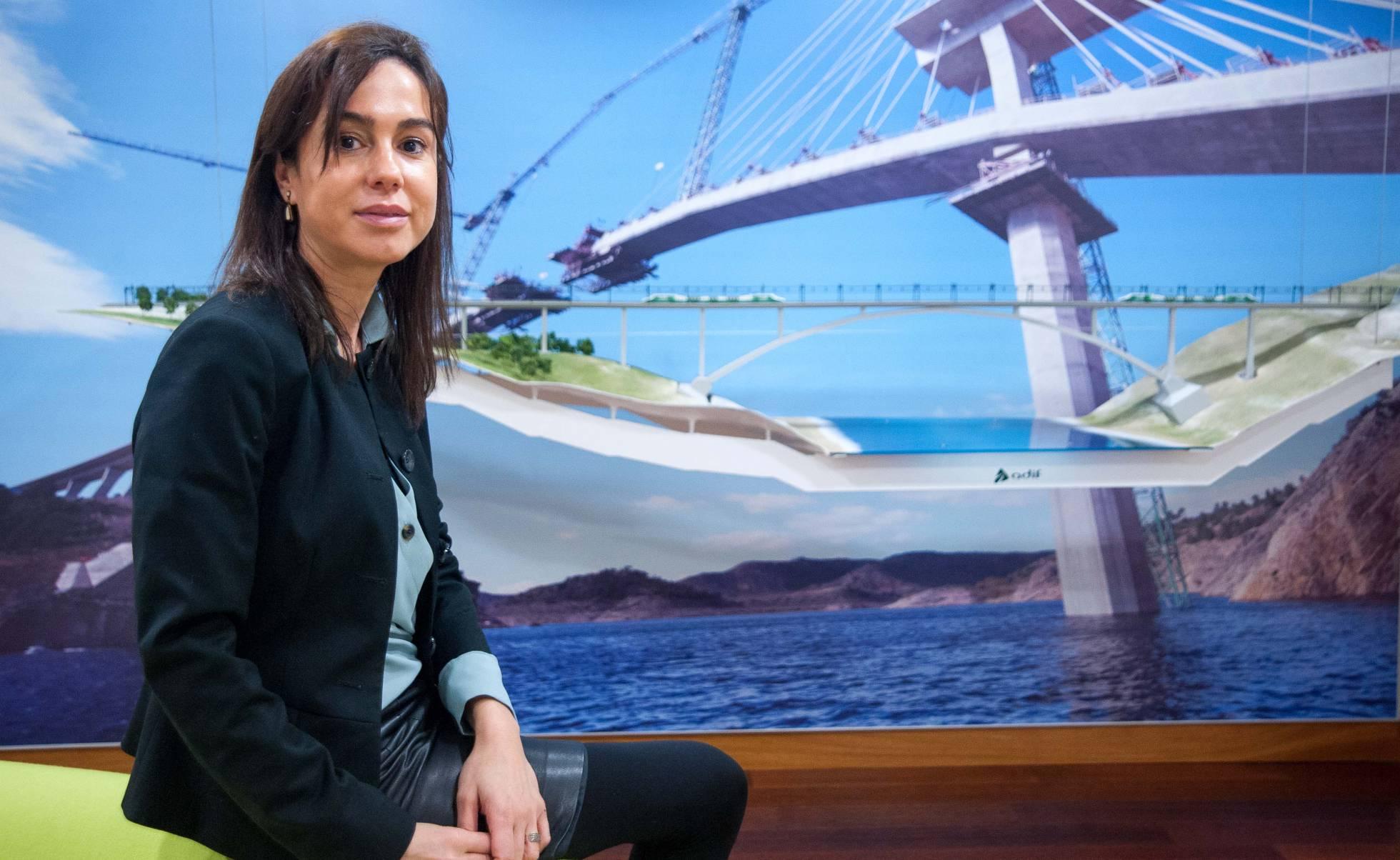 """Pardo de Vera: """"Hay margen para que Adif firme con este Gobierno un contrato-programa de 15.000 millones"""""""