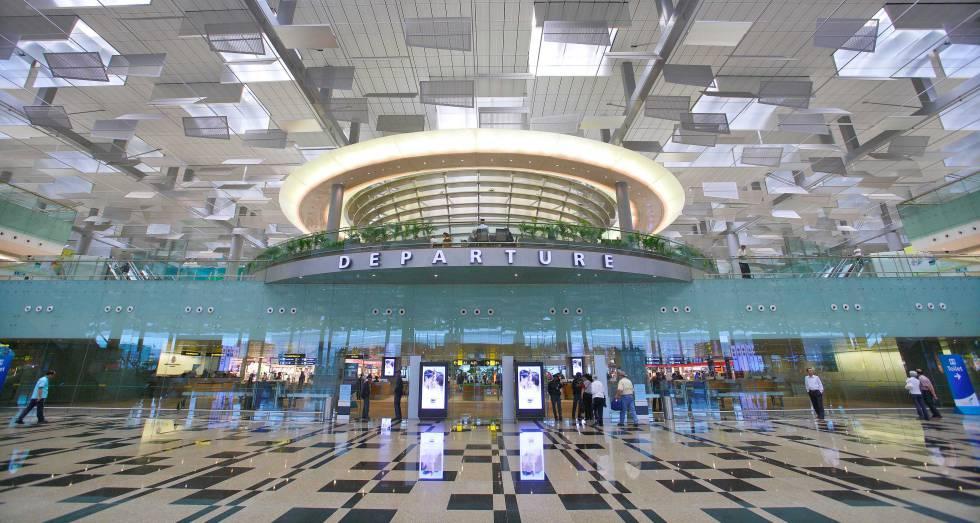 Estos son los 10 mejores aeropuertos del mundo (y muy pocos son europeos) |  Compañías | Cinco Días
