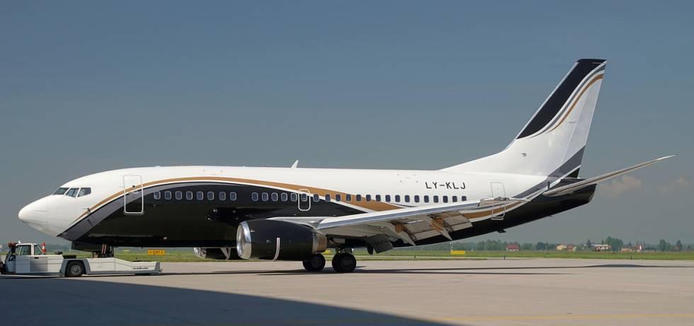 La hora de pánico del Boeing 737 del Zalgiris Kaunas en Madrid el pasado viernes