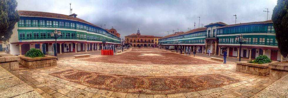 Almagro, una ciudad de teatro