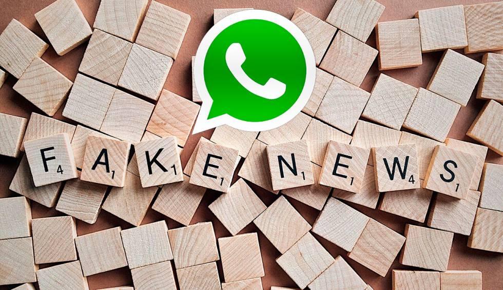 WhatsApp: cómo evitar la propagación de bulos y Fake News | Lifestyle |  Cinco Días