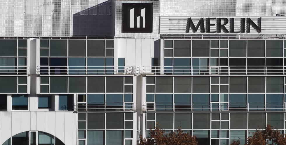 Merlin ficha a Telefónica para digitalizar la gestión de sus más de cien edificios de oficinas