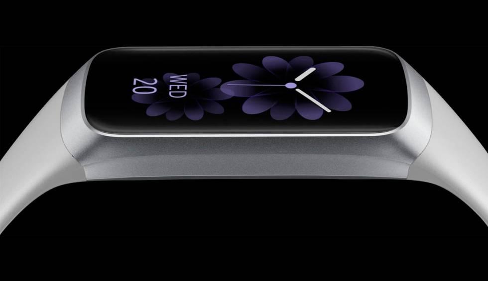 f0805c7b314c La pulsera Samsung Galaxy Fit e llega a España