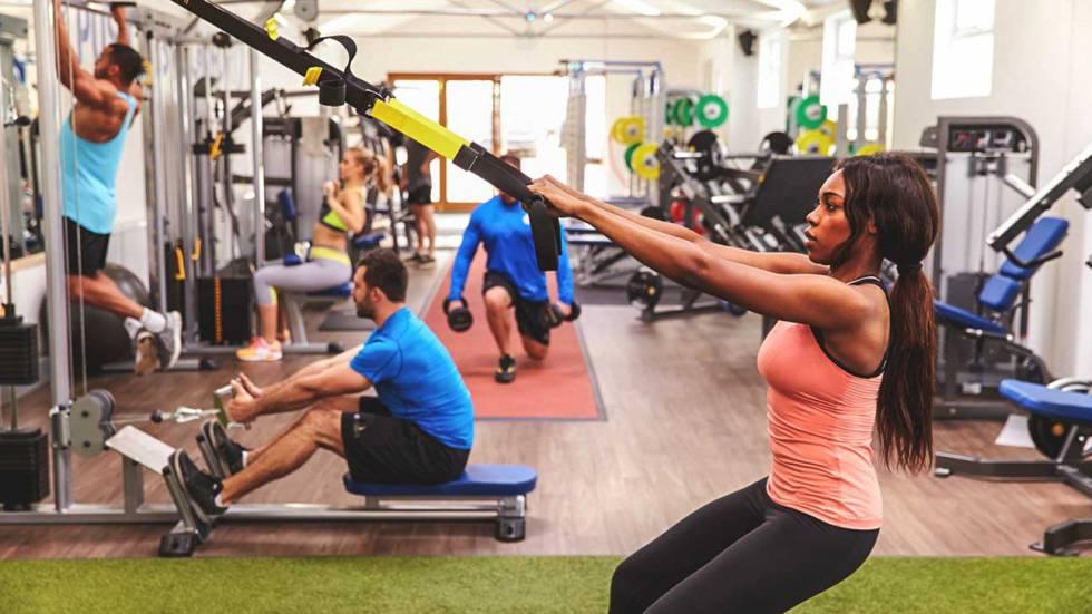 app para ejercicios gym