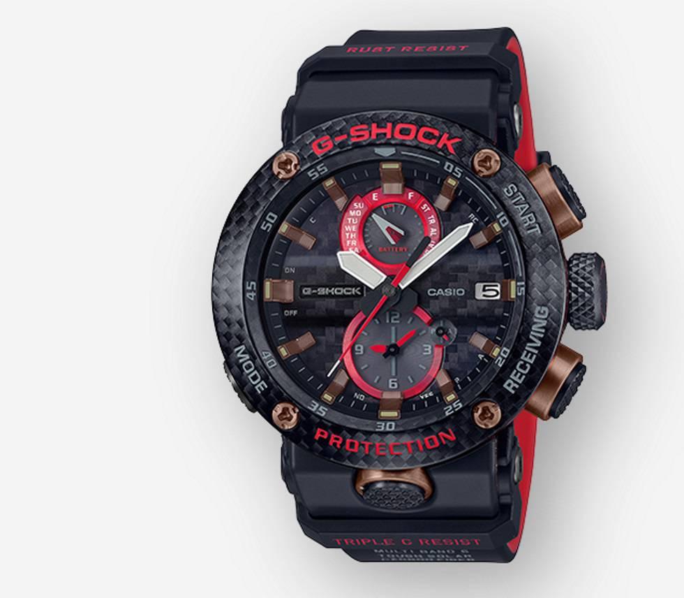 6ef8c1aa086b Casio lanza un nuevo G-Shock de edición limitada con bluetooth por ...