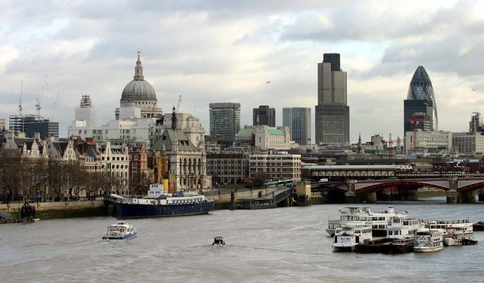 Ferrovial construirá el nuevo túnel bajo el Támesis en Londres por 1.150 millones