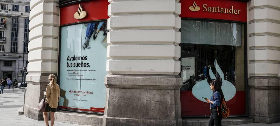 Resultado de imagen de Banco Santander oficinas canarias