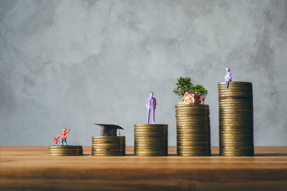 El sencillo camino hacia la independencia financiera