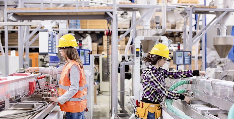 La industria del plástico, ante el reto de la reconversión | Compañías |  Cinco Días